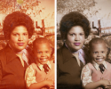 We can help restore family portraits to their former glory!