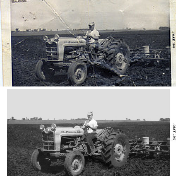 Contact us to see how we can restore your beloved photos!