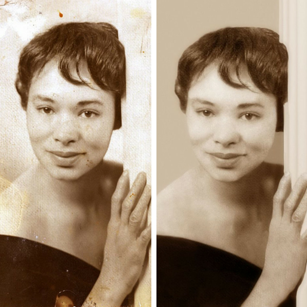 [Image: Bring your photos back to life with our photo restoration services!]