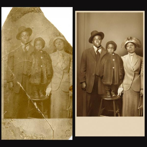 [Image: Restore your family photos with Maxheim Photography!]